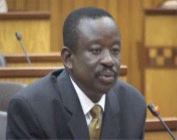 Kan-Dapaah Inaugurates 20-Member Volta Regional Police Committee